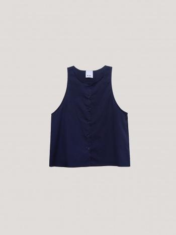 Camisa Tirantes Azul / Habits