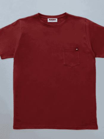 Camiseta BABIA Team Pocket