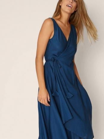 Vestido Siro Dress Blue