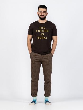 Camiseta The Future is Rural Hombre
