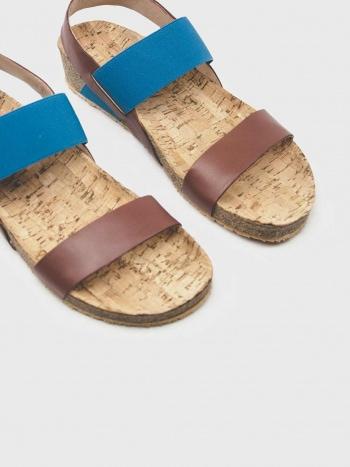 Sandalias Soleil Bleu