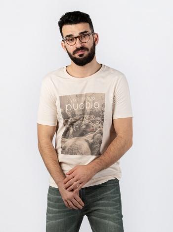 Camiseta Yo Sí Tengo Pueblo Hombre