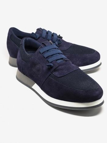 Zapatillas Fortuna Mesh Azul