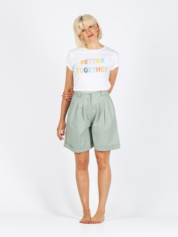 Camiseta Better Together/COVID-19 Mujer